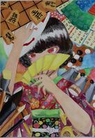 (佳作)名西高等学校1年勝浦菜々美さん